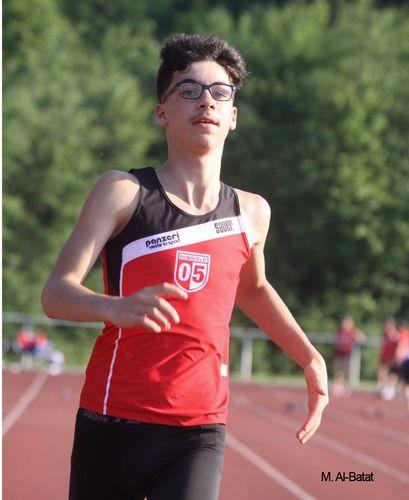 Sprintcup der Schüler und Schülerinnen U 14