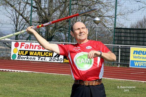 Deutsche Seniorenmeisterschaften in Baunatal