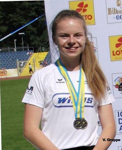 Süddeutsche Meisterschaft U 23 und U 16 in Koblenz