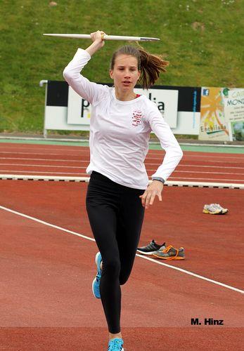 Hessische Jugend-Meisterschaft U 20 in Gelnhausen