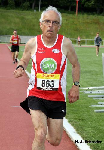 Nordhessische Senioren-Meisterschaft in Baunatal