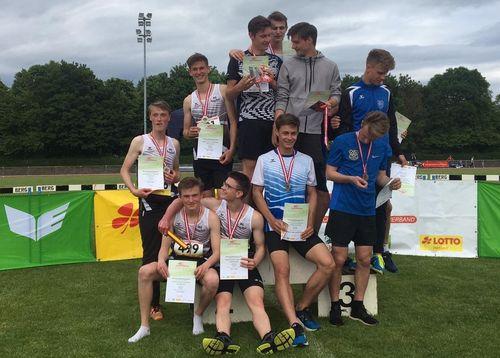 Hessische Staffel Meisterschaften