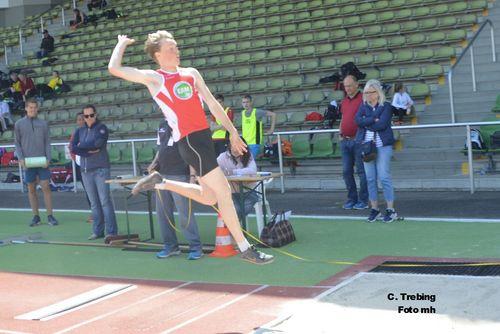 Nordhessische Meisterschaft in Baunatal