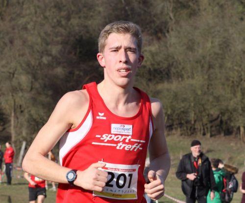 Kreis-Crosslauf-Meisterschaft in Gudensberg
