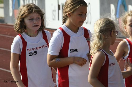 Kinder-Leichtathletik U10 in Borken